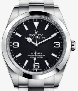 The Rolex Explorer II