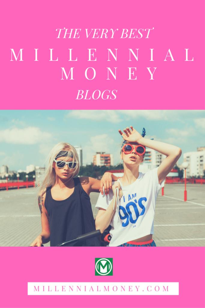 best millennial money blogs