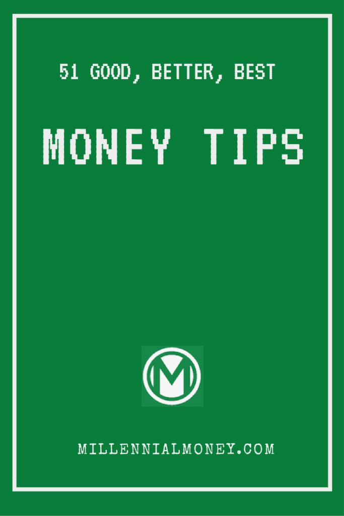 good better best money