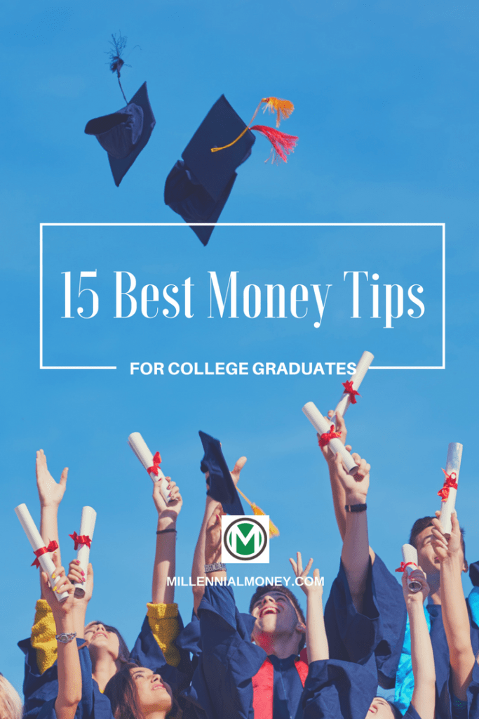15 Best Money Tips College Graduates