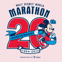 "Race Review: 2013 Walt Disney World Marathon (01/13/2013), or: ""We're not indestructible. Baby, better get that straight..."""