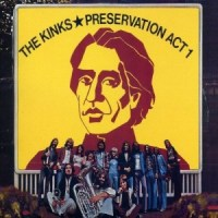 """Album Review: """"Preservation: Act I"""" -- The Kinks (1973)"""