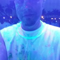 "Race Review: Neon Vibe 5K (6/29/2013), or: ""Blessed by the night, holy and bright..."""