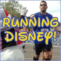Running Disney!