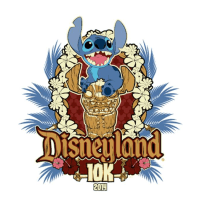 """Race Review: 2014 Disneyland 10K (8/30/2014), or: """"Double up or quit, double stake or split..."""""""