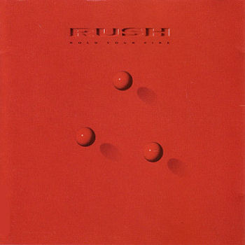 """Album Review: """"Hold Your Fire"""" -- Rush (1987)"""