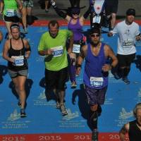 """Race Review: 2015 Bank of America Chicago Marathon (10/11/2015), or: """"You wanna be in the show? Come on baby, let's go..."""""""