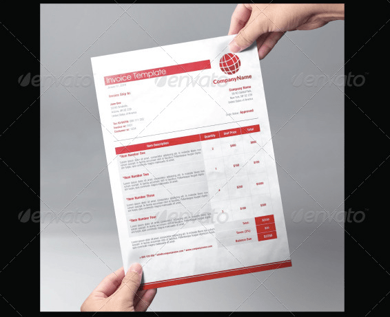 Freelance Invoice Template     Free download   answers to top questions Freelance Invoice Template Colorful Envato 6