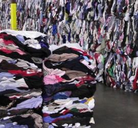 recliclar ropa usada