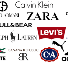 ropa de marca