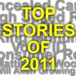 Top stories of 2011 and hopes for 2012