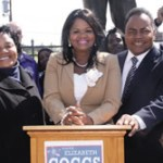 State Representative Elizabeth Coggs announces her historic run for the Sixth District Senate