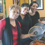 Ingrid-Jackson-Candice-Woodring-Stephanie-Archia-Chili-Taste-event-Milwaukee-Urban-League-Guild