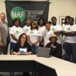 North Division Students Aim for Victory in Mobile App Competition