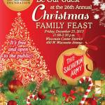 26th Annual Christmas Family Feast