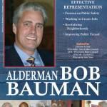 Alderman Bob Bauman, Champion for Milwaukee