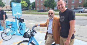 Bike Share Access to Increase Among Milwaukee Housing Authority Residents