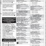 Notice of Partisan Primary and Sample Ballots August 9, 2016