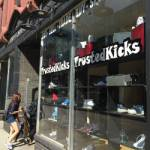 Trusted Kicks Takes Cash, Credit and Cup Sole