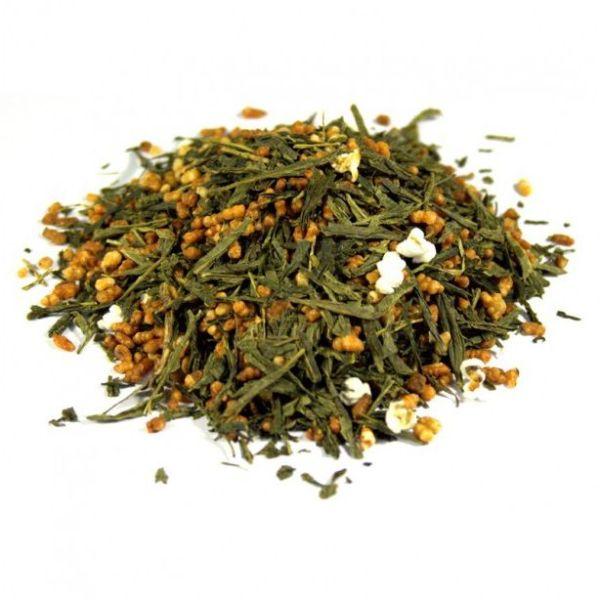 té verde geinmaicha