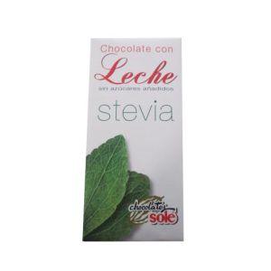 chocolate con stevia sole