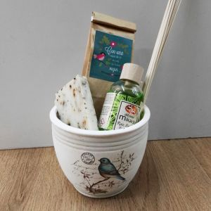 cesta regalo ecológico