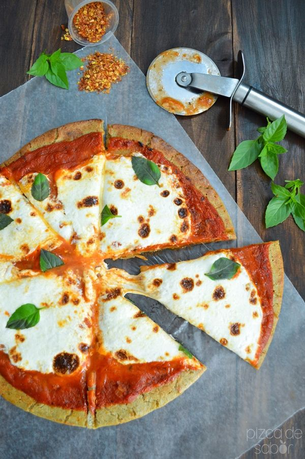 quinoa a granel masa pizza saludable gluten free receta cocinar