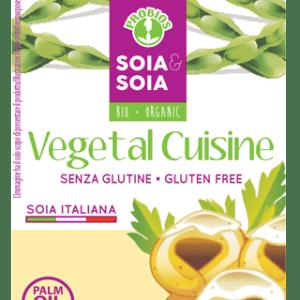 bechamel de soja sin gluten celíacos veganos