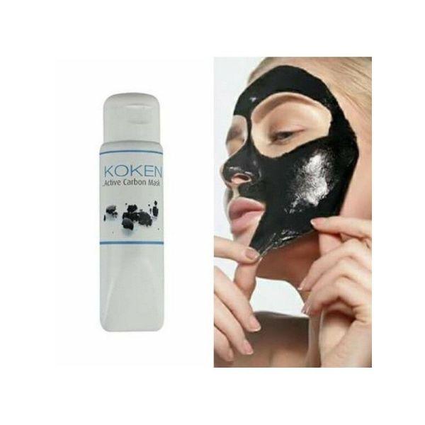 mascarilla puntos negros koken exfoliente piel rostro