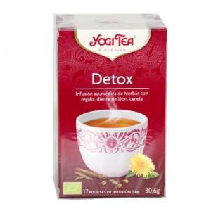te detox yogi tea