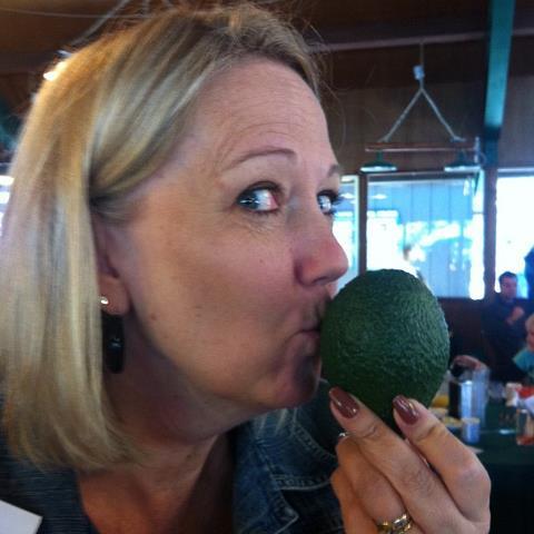 Avocado Kiss