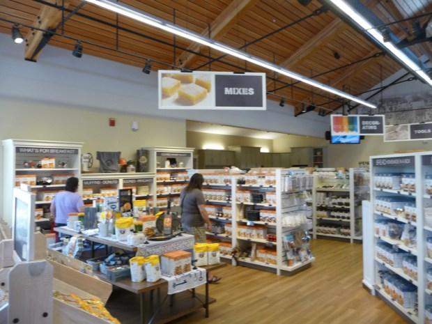 King Arthur store