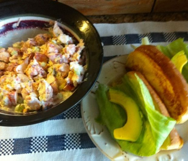 lobster-salad-fixings