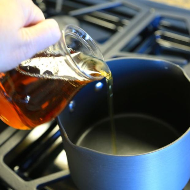 reducing maple syrup