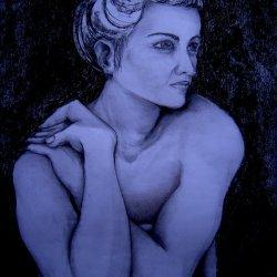 Dibujo de Luis Papagno