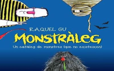 MONSTRÀLEG, CUENTO DE MONSTRUOS