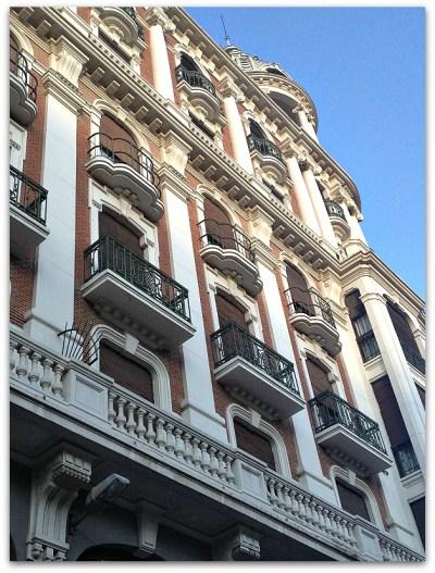 foto detalle de los balcones