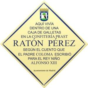 Foto extraída del Facebook de la Casa Museo del Ratón Pérez