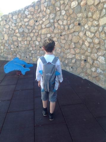 tiburon mochila paddlepak 1