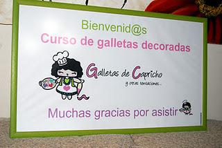 Foto del Cartel de Bienvenida