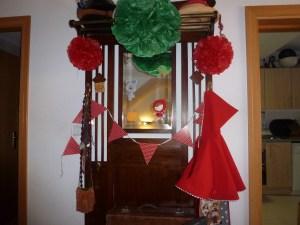 Foto de la decoracion