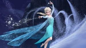 Elsa en acción