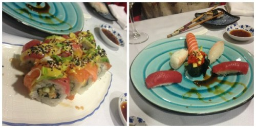 Cuando vamos sin niños mi visita obligada es el restaurante Japo-coreano Dimibang