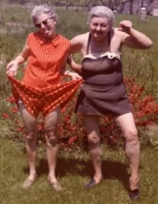 real old british grannies