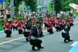 山村国際高校 鳴子連