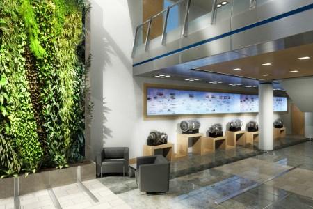 hamilton office interior design