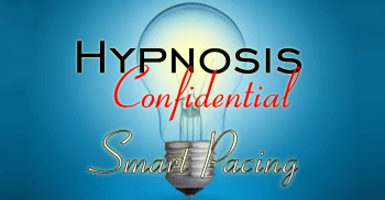 Better Hypnosis with Smart Pacing
