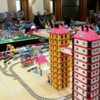 Exposition Lego à Bertrange