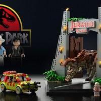 Jurassic Park en Lego : Pourquoi pas ?