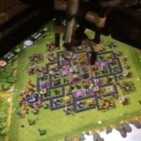 Un robot mindstorms accro à Clash of Clans